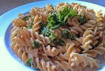 vegan pasta  / by Mary Vu