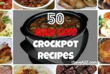 Crock Pot Recipes / by Candy Bents King
