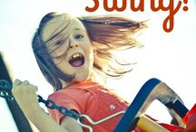 Why Swing? / Great reasons to swing and fun ways to enjoy swings.