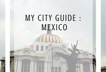 My City Guide : Mexico