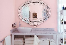 Future bathroom / by Jenni Parfait