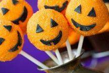 Cake Pops de Halloween / Divertidos y fantasmagóricos Cake Pops de Halloween ¿Miedo dulce!