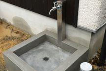屋外 水栓