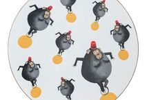 Circus / Enjoy all the fun of the fair at home with our playful Circus inspired range.