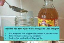 Apple cider cleanse