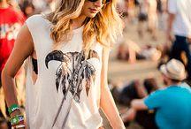 Boho/hippie/music festival
