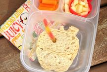 Great Packable Lunch Ideas / by EBL Food Allergies