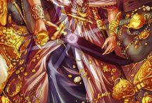 magi ~ 1001 nacht / magi labyrinth of magic, kingdom of magic