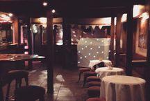 Derbyshire Wedding DJ - Spirits High - DJ Set Up - DJ Booth / Derbyshire Wedding DJ's Starlit DJ Booth in our Wedding Venues