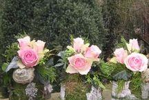 Mitbringsel Blumen