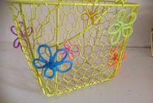 Easter Basket Decoration DIY