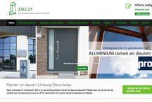 Ramen en deurenleverancier te Limburg / Plaatsen van nieuwe ramen en deuren te Limburg - België