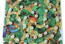 Pfefferminz und Baldrian - das Brettspiel für Kräuter-Sammler