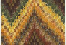 Quilted Bargello