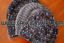 crochet patterns for hats / by Laura Wylie