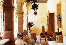 Everything Ethnic / Home decorating ideas with a global ethnic flair