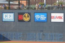 Sponsor Signage / Achieve high visibility and brand recognition for fans in your facility as well as fans watching from home.