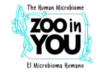 Zoo in You - Exhibition / Through Zoo in You, a new 2,000-square-foot bilingual (English and Spanish) exhibition, we can explore the fascinating and complex world inside us that is our microbiome—a dynamic, adaptable and delicately balanced ecosystem like any other found in nature.  / by Reuben H. Fleet Science Center