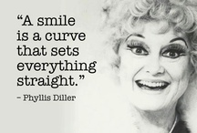 Phyllis Diller / by Donna Farner