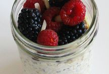 Overnight oat recipes / by Elaine McInnes