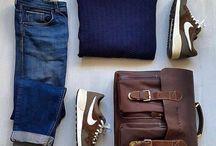 Lässige Mode für Männer