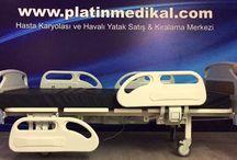 Hasta Yatakları Video / hasta yatakları www.platinmedikal.com tarafından üretilip videoları çekilmiştir. Bu panoda tüm hasta yatakları videolarını görebilirsiniz.