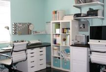 Scrapbook room / by Misty Jarvis