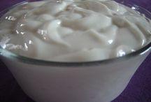 Substituto do creme de leite em tofu
