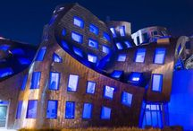 Frank Gehry / Obras del arquitecto Frank Gehry