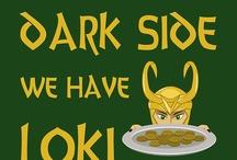 Okie Loki / by Ashley Clayson