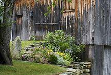 Garden walls and gates