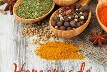 Spices, Sauces & Seasonings