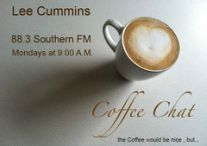 Coffee Chat Radio Show / Coffee Chat Radio Show is a Melbourne based program.  Aired on 88.3 Southern FM, Monday's 9.10am (EST) Coffee Chat is also available on live stream over the web.