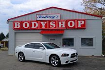 2012 White Charger