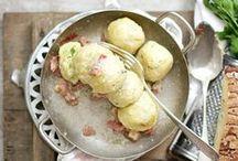 pasta lasagne e gnocchi