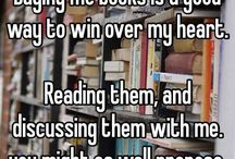 Because I Love to Read / quotes about reading