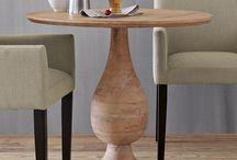 Furniture: Side Tables / by Jennifer Vandermeer