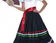 Mexican fiesta costumes