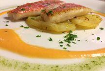 El menú del Restaurante Aitzgorri / Disfruta de un menú 5 estrellas prbando lo mejor de la cocina del Restaurante Aitzgorri. Y con una relación calidad precio exquisita.
