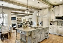 Design inspiration-kitchen  / by Roz Wallace