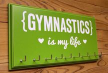 gymnastics / by Strut Your Stuff Sign Co