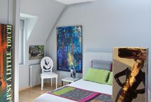 Bedroom, Chambre