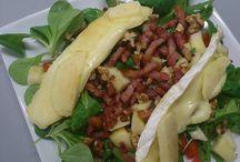 (Maaltijd)salade's