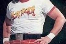 Hot Rod Rowdy Roddy Piper. / R.I.P. Rowdy Roddy Piper.