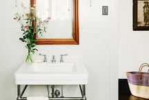 home // bathroom / by Brittany Lynn