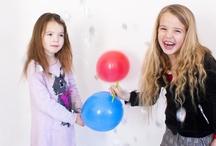 Mijn nichtjes Anne & Julia