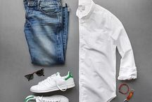 stan smith outfit for men