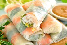 Vietnam dish