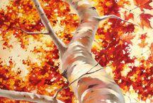 árboles comedor