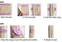 DIY & Crafts- Cloth Pads